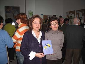 Matilde Porras ha destacado el trabajo en equipo de la Junta Local