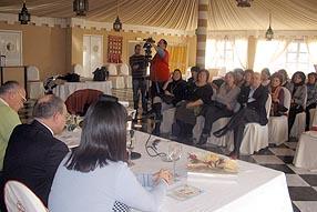El encuentro contó con asistentes de todas las asociaciones provinciales