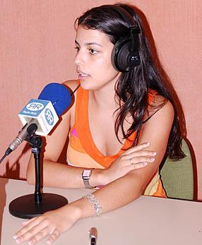 Lydia Molina, presidenta de GPAR