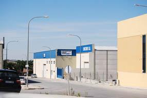 Cruber, implantada en el polígono de Las Salinas, ha sido una de las empresas estudiadas