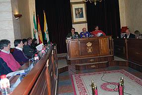 La sesión ordinaria echó el cierre al año político en el Consistorio ruteño