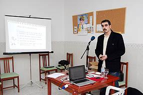 El doctor Daniel  Jesús Pérez ofreció algunos consejos prácticos para prevenir el cáncer de colon