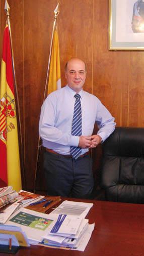 Antonio Ruiz espera contar con la oposición para  que las decisiones fundamentales salgan adelante de forma consensuada