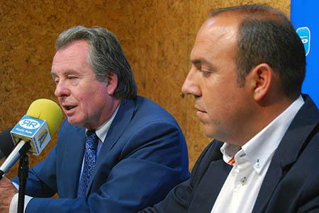 """Manuel Gutiérrez ha destacado el """"compromiso"""" de  Diputación por generar empleo, asumiendo """"el trabajo de otros"""""""