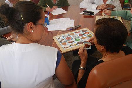 Los talleres de estimulación cognitiva se ofrecen en  horario de mañana y tarde