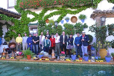 La  presentación ha tenido lugar en el patio del Museo del Anís, ganador de la  primera edición de este concurso