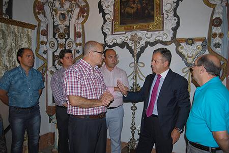 Las obras de restauración este año costarán diez  mil euros