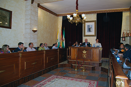 El  pleno  aprobó la nominación del Centro Cultural Rafael Martínez-Simancas