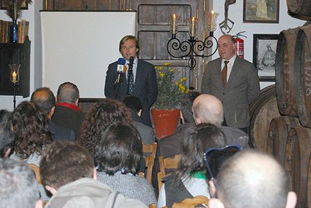 El  técnico del Consorcio, Antonio Repullo, ha subrayado la importancia de la  internacionalización de las empresas de la provincia