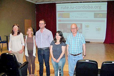 El portal y el vídeo fueron presentados en el Edificio Alcalde Leoncio Rodríguez