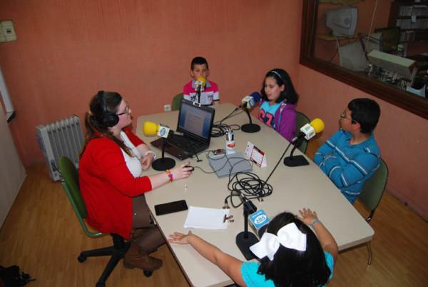 Junto al repaso al tejido asociativo ruteño, los niños y las niñas del municipio se han convertido en los verdaderos protagonistas del programa