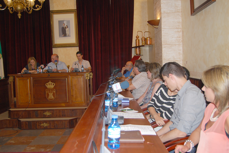 Tras estas sesión extraordinaria, ha quedado perfilada la configuración del Ayuntamiento de Rute para los próximos cuatro años