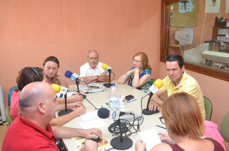 Radio Rute ha emitido una serie de entrevistas especiales con los protagonistas de las Fiestas Carmelitanas