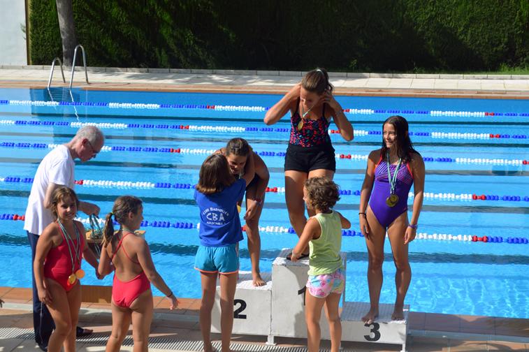 Los campeonatos locales han servido de puesta a punto para que los jóvenes del club copen los podios comarcales