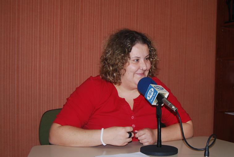 Rosa Granados ha reiterado que desde Cruz Roja se intenta atender las necesidades de todo el mundo