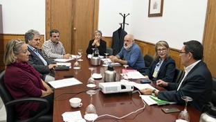 El jurado estaba compuesto por profesionales de referencia en el mundo de la comunicación en Andalucía
