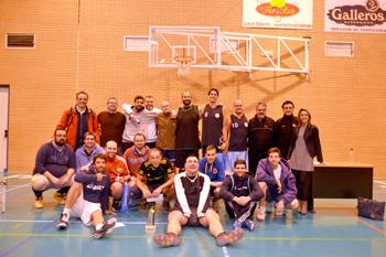 Todos los participantes del torneo terminaron satisfechos de la buena acogida del torneo y de la organización