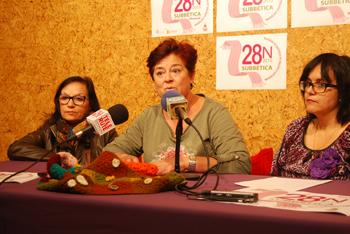 El proyecto de este año ha sido presentado en Rute por las mujeres del colectivo