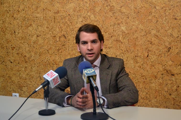 Fernando Priego asegura que su candidatura es a la vez un honor y una responsabilidad