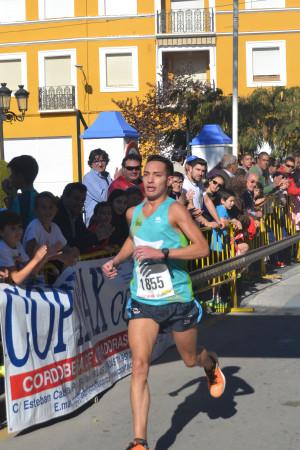 Antonio Montero volvió a ganar con una ventaja considerable sobre sus perseguidores