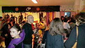 La fiesta de Fuente del Moral contó con la presenta del alumnado de Sebastián Leal y Antonio y Mónica