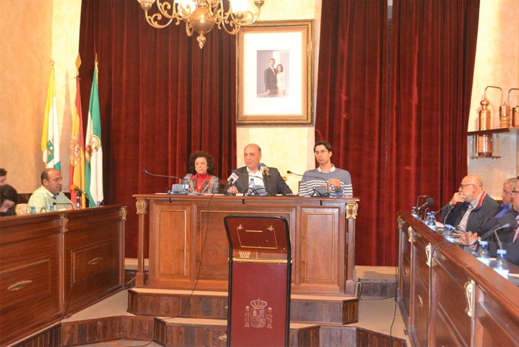 Los presupuestos contaron con el voto favorable de PSOE e IU y en contra del PP
