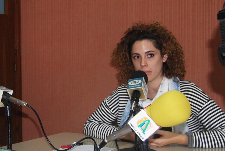 Sandra López ha destacado que se ha dado cabida a todas las empresas ruteñas de animación sociocultural