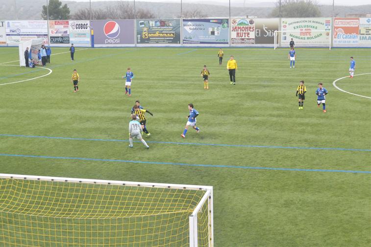 Durante el día se jugaron seis encuentros que iban de la categoría prebenjamín a juveniles