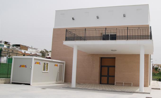 El nuevo edificio albergará las oficinas del SAE y del CADE