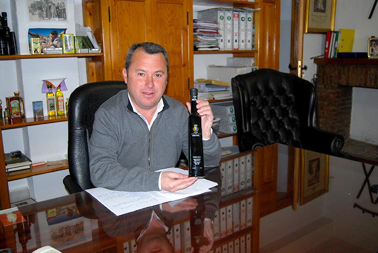 El gerente de la empresa, Francisco Javier Trujillo, ha tenido conocimiento de los premios en estos días