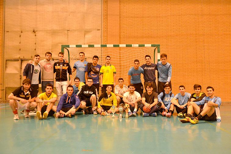 Liga de fútbol sala