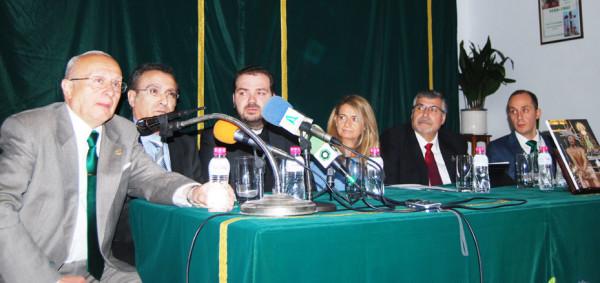 Los intervinientes resaltaron el papel de la revista para hacerse eco de las tradiciones del municipio