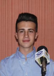 Víctor Haro González, oro en la Olimpiada Internacional de Geología